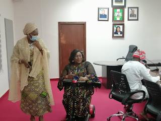 NIDCOM Supports Gallant Women Ability Foundation [G-WAF]