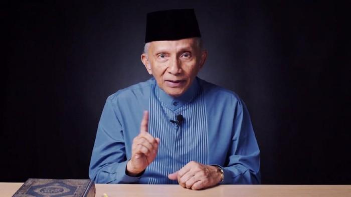 Jenderal Gatot Bersama Para Tokoh Kunjungi Rocky Gerung, Amien Rais: Bandit Ekonomi Hina Bangsa Indonesia!
