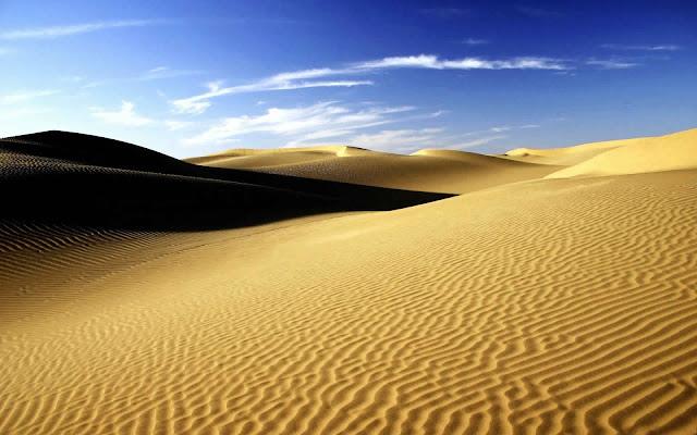 صحراء تونس