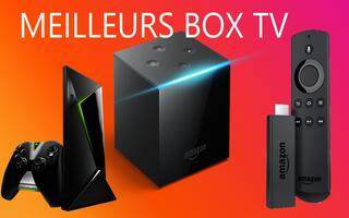 MEILLEURES TV BOX ANDROID 2020