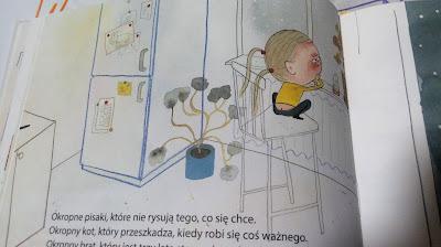 """Okropny rysunek!"" Johanna Thydell, Zakamarki – recenzja"