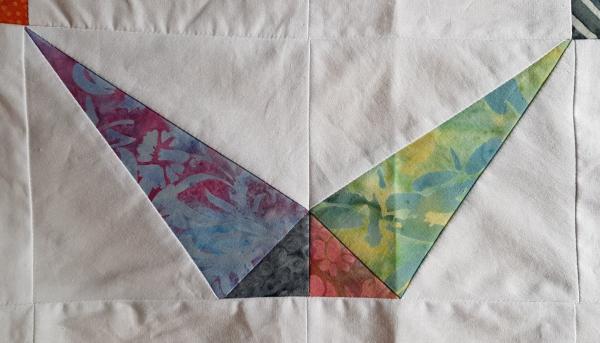 Burst quilt | DevotedQuilter.com