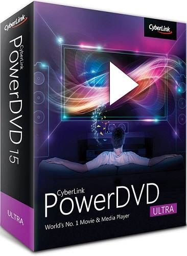 CyberLink Power DVD Ultra 16 Free Download