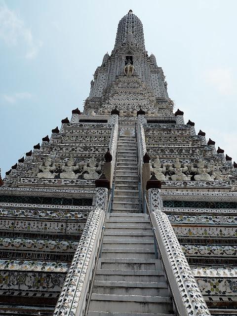Бангкок, храм Ват Арун (Bangkok, Wat Arun temple)