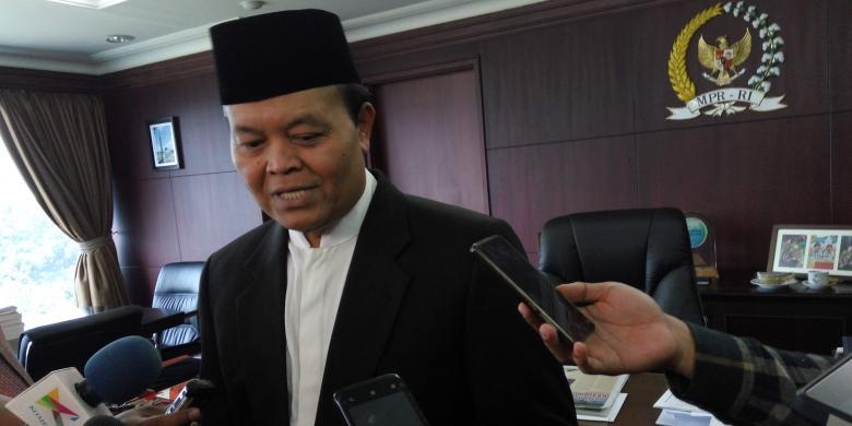 Wakil Ketua MPR-RI Dukung Sikap Indonesia di PBB yang Bela Palestina