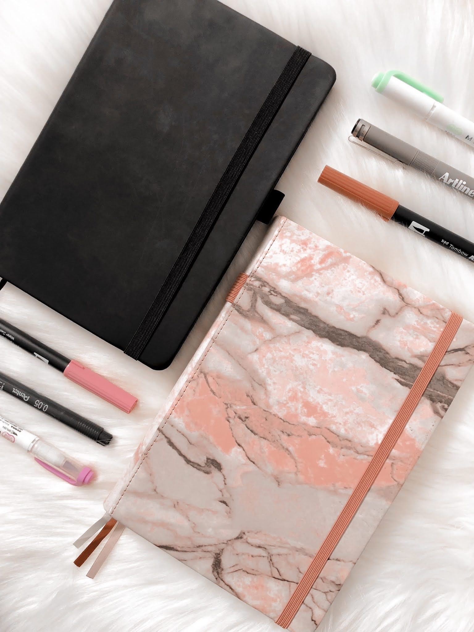 My Bullet Journal Must-Haves