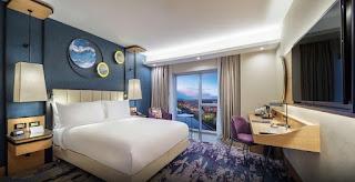 afyon otelleri fiyatları doubletree by hilton