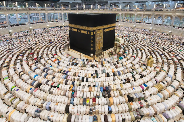 Adzan Masjidil Haram Yang Menggetarkan Hati, Menggugah Jiwa Untuk Kembali Kepada-Nya