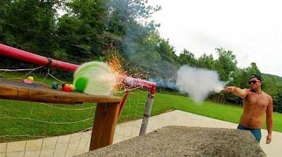 fuegos divertidos
