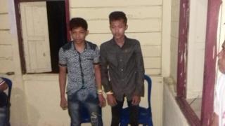 Dua Karyawan Quiesha Toys Dibekuk Polisi