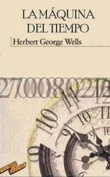 Portada del libro la maquina del tiempo descargar epub y pdf gratis
