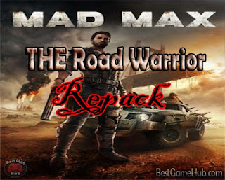 Mad Max Road Warrior Repack PC Game Free Download