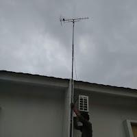 harga pasang antena tv gintung sukadiri