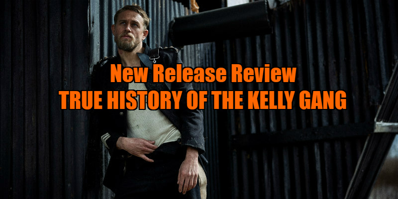 True History of the Kelly Gang review