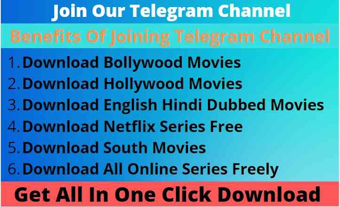 Download Movie And Series On Telegram Channel