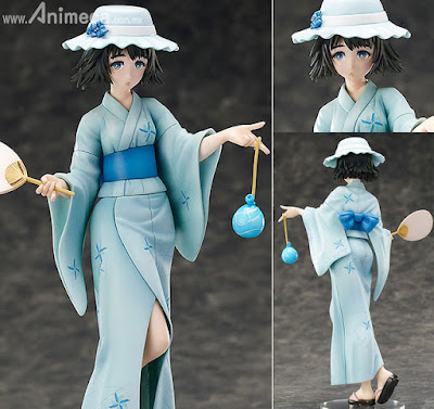 Figura Mayuri Shiina Yukata Ver. Y-STYLE Steins;Gate