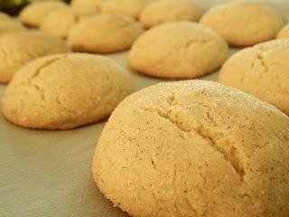 amish snickerdoodles cookies recipe