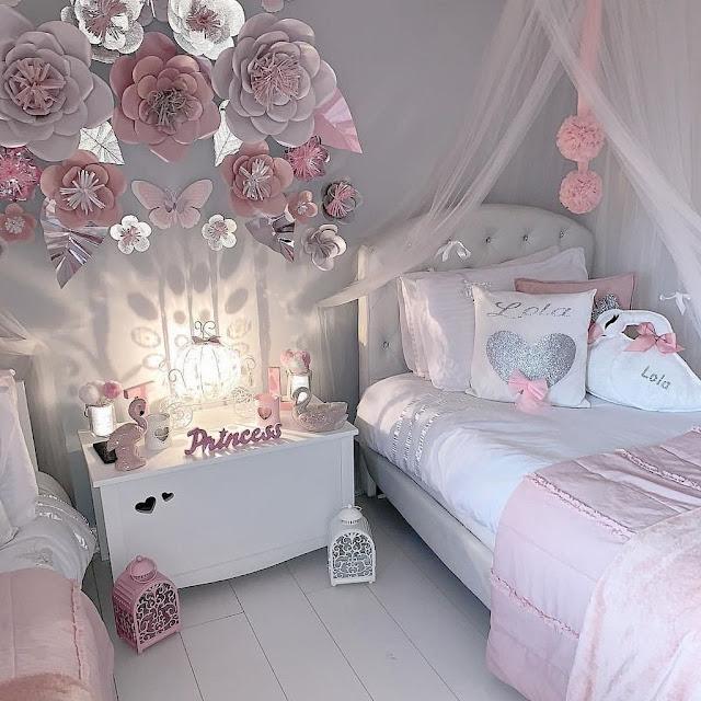 غرف بنات ايكيا