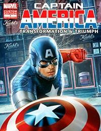 Captain America: Transformation and Triumph