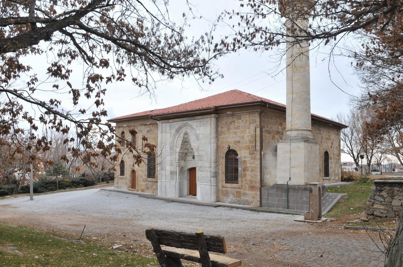 Kırşehir Kale Alaaddin Camii - Kırşehir Sayfası