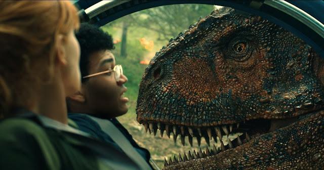 Mundo Jurassico: Reino Caido