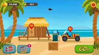 Game Stickman Surfer Apk