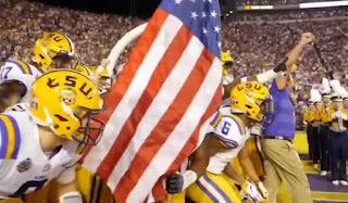 LSU Tigers | college football ncaa