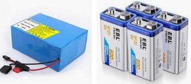 Lithium ion battery भविष्य का इंधन