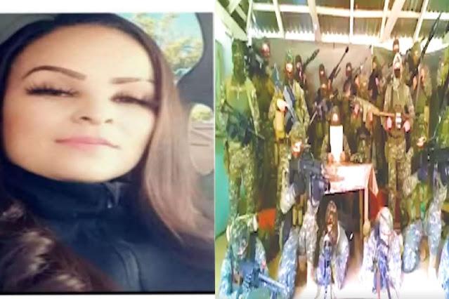 Maricruz la joven policía que hizo frente a narcos en territorio del Mencho y mataron a quemarropa