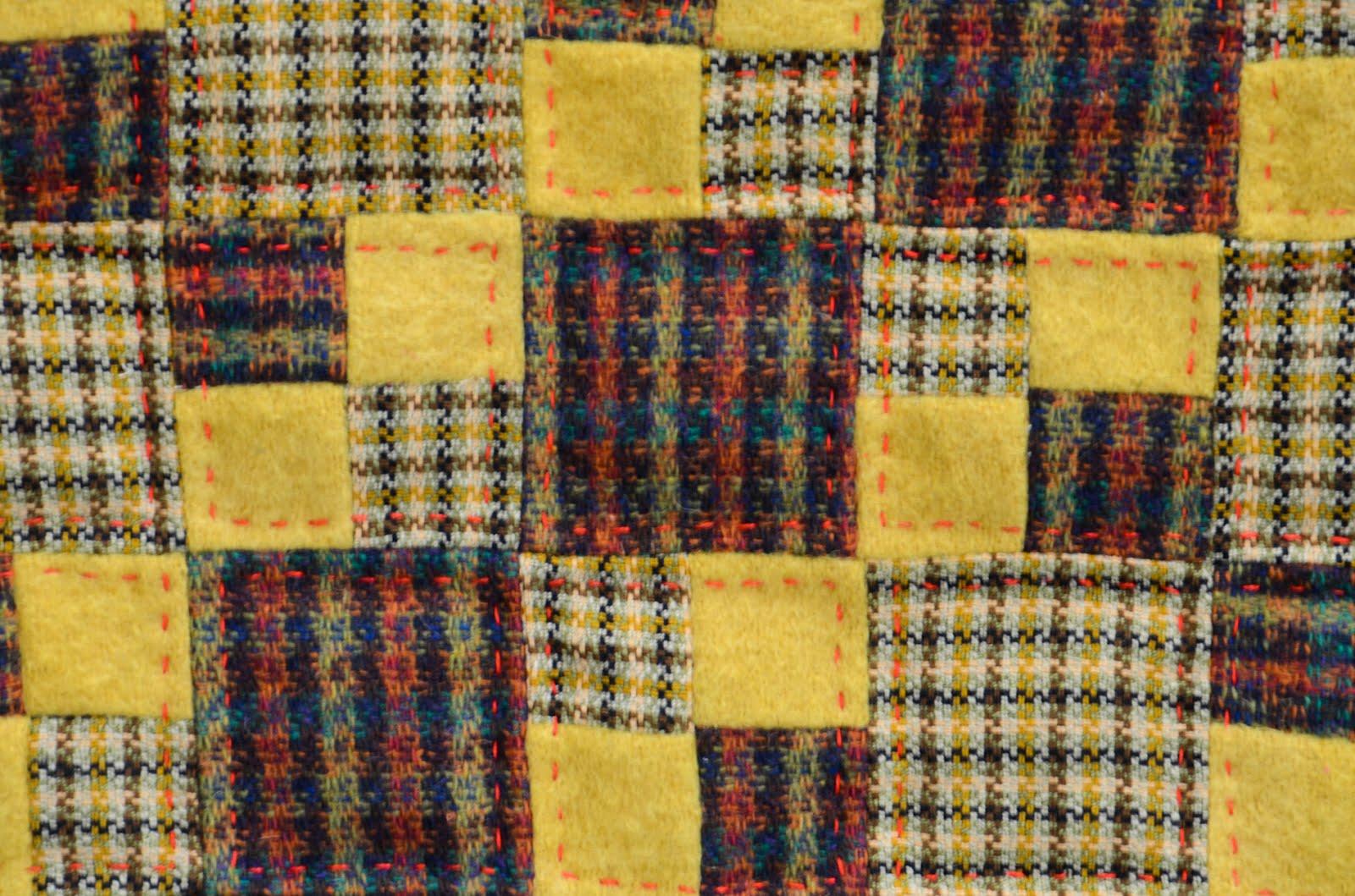 Verwatena Quilt Materials Wool