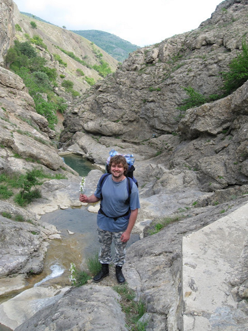 арпатское ущелье