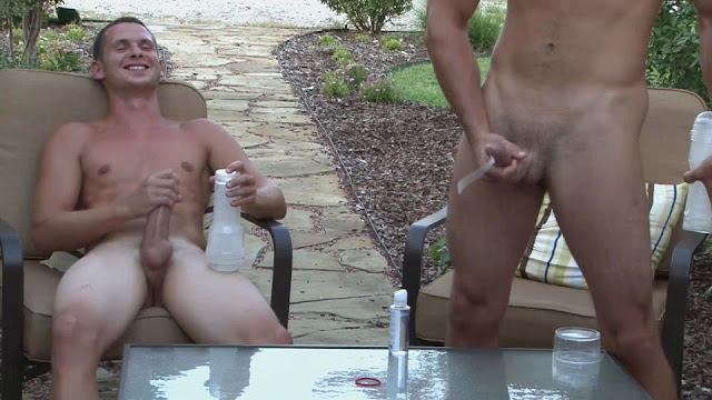 Male jack off buddies