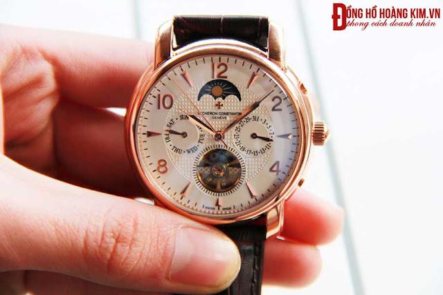 Đồng hồ cơ nam vacheron đẹp