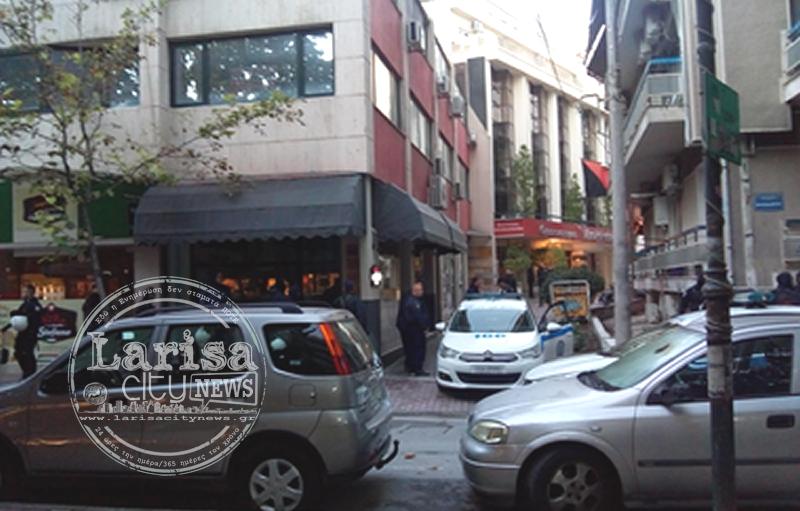 Έφοδος της αστυνομίας τα ξημερώματα σε υπό κατάληψη κτίριο στη Λάρισα - 6 προσαγωγές