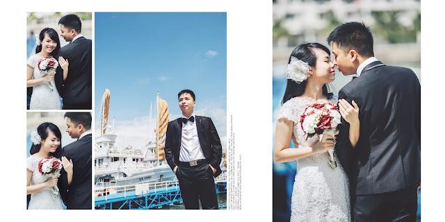 chụp ảnh cưới hạ long