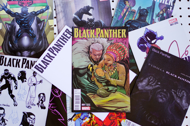 Cultural Front  The Sanford Greene Black Panther  1 variant cover aa70818805dc