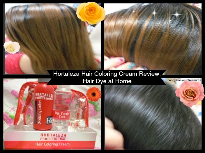 Candyz Makeup Treasures Hortaleza Hair Coloring Cream Review Hair