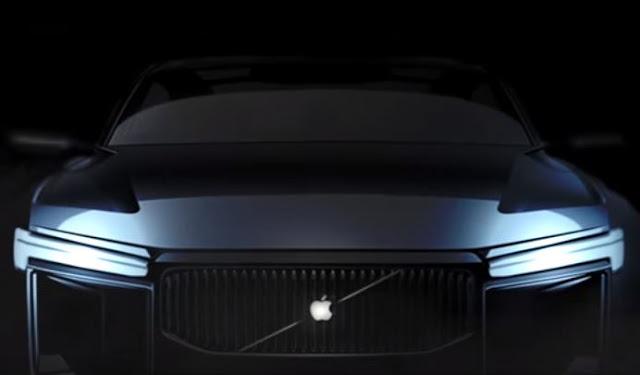 سيارة ابل - Apple Car