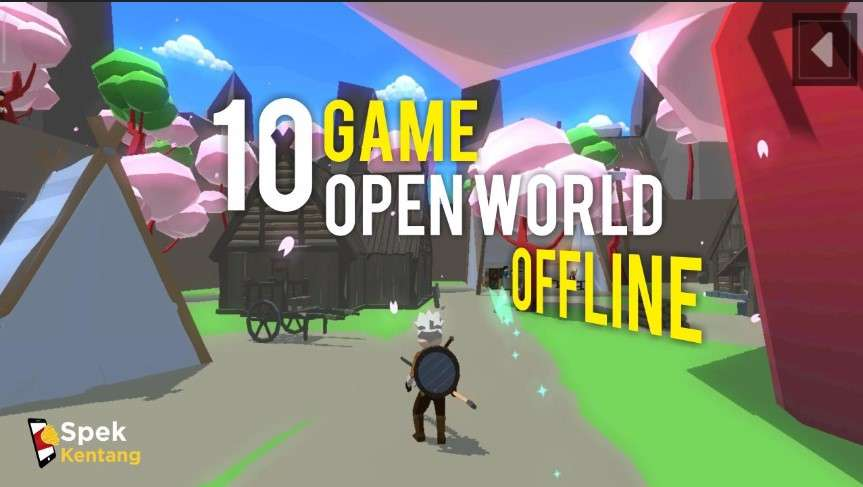 Game Open World Offline Terbaik di Android 2020