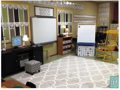 Ms. BBZ: Decorating a Small Classroom on a Small Budget