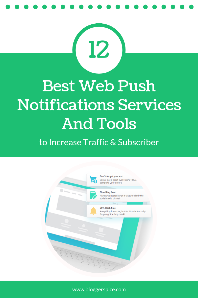 12 Best Web Push Notifications Services and Tools for Website