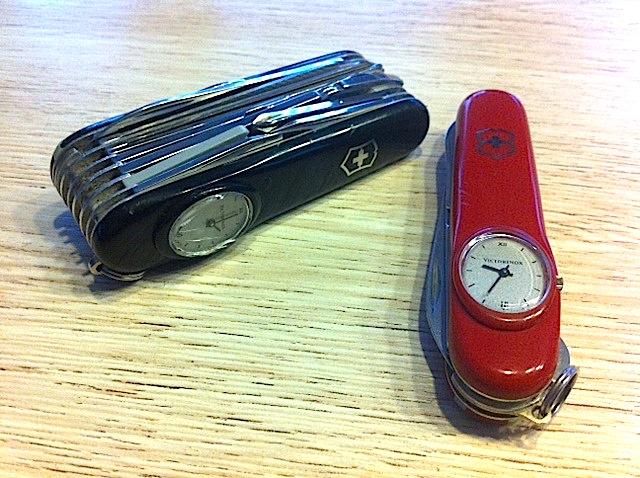 Jeroen S Victorinox Blog Victorinox Timekeeper And