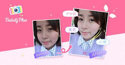BeautyPlus Aplikasi Edit Foto iPhone (IOS)