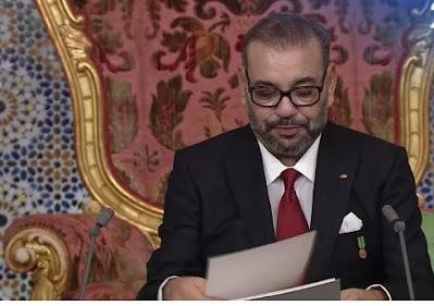 نص الخطاب الملكي السامي بمناسبة عيد العرش المجيد الذي يصادف الذكرى  22 لتربع جلالته على عرش أسلافه المنعمين.