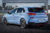 Hyundai i30 N (2018) Rear Side