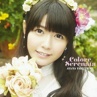 [MUSIC] Ayana Taketatsu – Colore Serenata / 竹達彩奈 (2nd Album)  (2014.11.19/MP3/RAR)