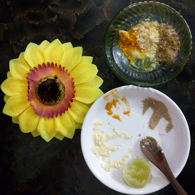 An age old recipe of our grandmothers is going to clear your complexion naturally.