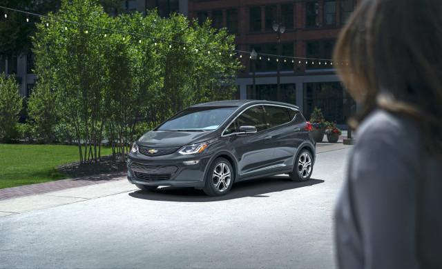 2021 Chevrolet Bolt EV Review
