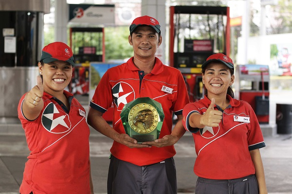 Caltex Fuel Your School Aces Education category in AmCham CSR Excellence Awards