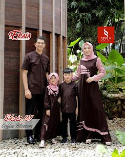 Koleksi Sarimbit Keluarga Seply Lebaran 2021 Terbaru Eksis 161 Coffe Blossom